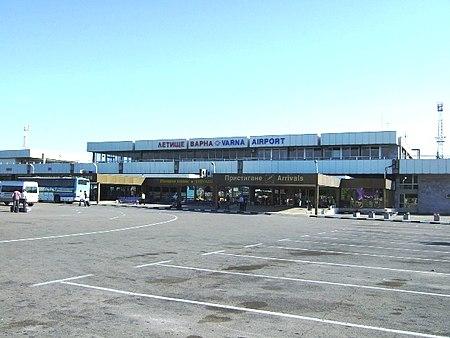 Lapangan Terbang Antarabangsa Varna