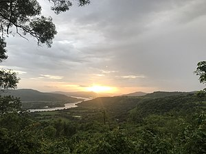 Vashishti River - Vaishishti River in Chiplun