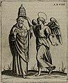 Vaticinia, siue Prophetiae Abbatis Ioachimi, and Anselmi Episcopi Marsicani - cum imaginibus aere incisis, correctione, et pulcritudine, plurium manuscriptorum exemplariu(m) op(er)e, et uariu(m) (14750873235).jpg