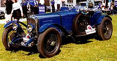Vauxhall 30/98 Special 1923