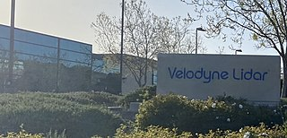 Velodyne Lidar American technology company
