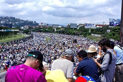 Venezuela protest 26 October
