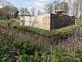 Venray Geijsteren, Rijksmonument 28441 kasteelruine gerestaureerde ommuring.JPG