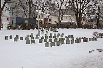Vale Cemetery and Vale Park - Image: Veterans Plot, Vale Cemetery