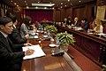 Vicecanciller Marco Albuja se reúne con Vicedirector General del Grupo de Telecomunicaciones de Vietnam (8414257670).jpg