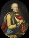 Victor Amadeus III of Sardinia wearing cuirass, oval 2.png