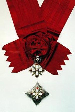 Order of Viesturs - Image: Viestura ordenis