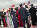 Vietnam Communist Party leaders arrives at Joint Base Andrews, to meet President Obama 150706-F-WU507-254.jpg