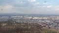 View from Cerro de la Estrella (Mexico DF) towards the North, with Central de Abastos in the foreground, May 3013.png