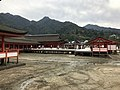 View from entrance of Itsukushima Shrine.jpg