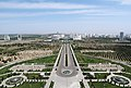 View of Ashgabat from Arch of Neutrality (41652998734).jpg