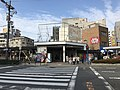 View of Ebisucho Station (Hankai Line).jpg