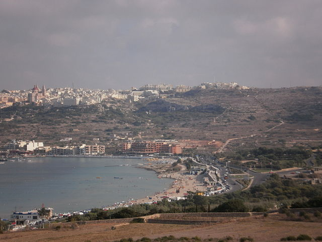 Mellieħa Bay