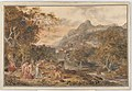 View of Vietri with Young Country Women Dancing for Shepherds in the Foreground MET DP223342.jpg