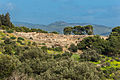 View of antique city of Phaistos Crete Greece.jpg