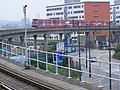 View south from Gallions DLR Station, April 2009.jpg