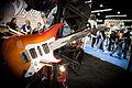 Vigier Excalibur Surfreter Special fretless guitar - 2014 NAMM Show.jpg