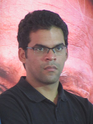 English: Indian film director, and screenwriter
