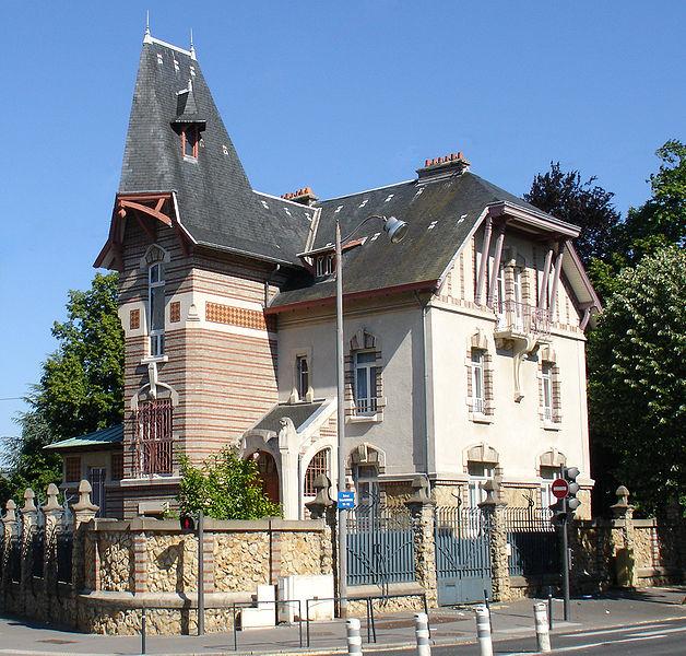 File villa lang saurupt nancy 11 06 wikimedia - Villa maribyrnong par grant maggs architects ...