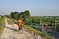 Village Girl - Bidhannagar 7802.JPG