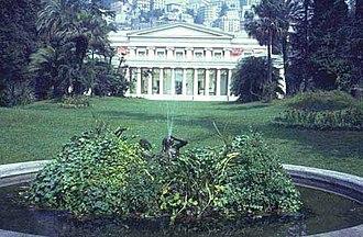 Villa Pignatelli - Gardens of Villa Pignatelli