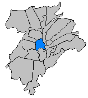 Ville Haute - Ville-Haute, in central Luxembourg City.
