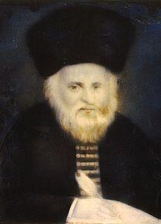 Vilna Gaon Polish-Lithuanian rabbi; Mitnagdim leader in opposition to Hasidism
