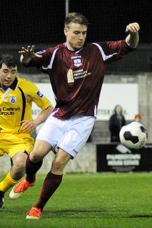 Vinny Faherty Irish professional footballer