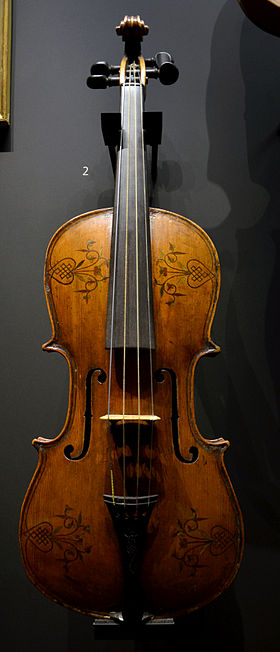 Image illustrative de l'article Violon baroque