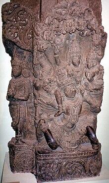 Garuda purana wikipedia the text revolves around vishnu as recited by garuda above vishnu and lakshmi on garuda delhi national museum fandeluxe Gallery