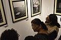 Visitors - Group Exhibition - PAD - Kolkata 2016-07-29 5445.JPG