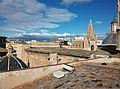 Vista cap al braç esquerre del creuer, catedral de València.JPG