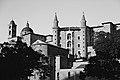 Vista frontale del Palazzo Ducale di Urbino, Marche 03.jpg