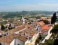 Vista geral de Óbidos.JPG