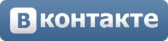 Логотип компании «В Контакте»