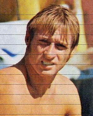 Vladimir Bure - Vladimir Bure c. 1974