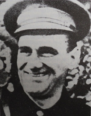 President of the League of Communists of Yugoslavia - Vladimir Ćopić