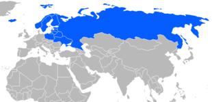 I Paesi del mondo della vodka belt (in italiano: