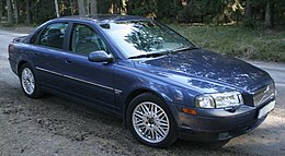 volvo s80 wikipedia. Black Bedroom Furniture Sets. Home Design Ideas