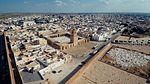 Vue aérienne de la Grande Mosquée de Kairouan, Tunisie.jpg