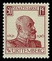 Württemberg 1916 249 König Wilhelm II.jpg