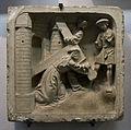WLANL - Pachango - Catharijneconvent - Kruiswegstatie 8, Christus valt buiten de stadspoort van Jeruzalem.jpg
