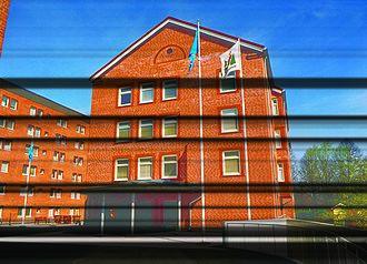 World Maritime University - Henrik Smith Residence