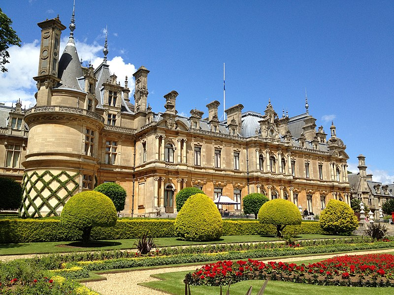 File:Waddesden Manor01.JPG