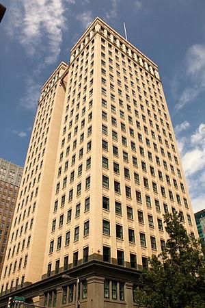 W. T. Waggoner Building - Image: Waggoner Building 1