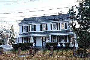 House at 28 Cordis Street - Image: Wakefield MA 28Cordis Street