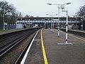 Wandsworth Common stn southbound fast platform look north.JPG