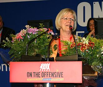 Trade unions in the United Kingdom - The ETUC, headed by Wanja Lundby-Wedin until May 2011, is the union federation for 37 European countries, the counterpart for the TUC of the UK and the ITUC internationally.