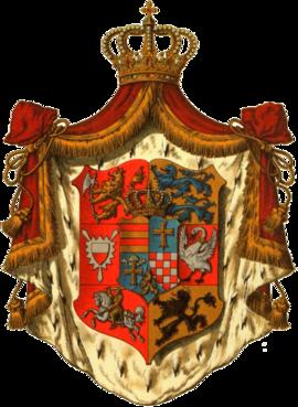 August, Oldenburg, Großherzog
