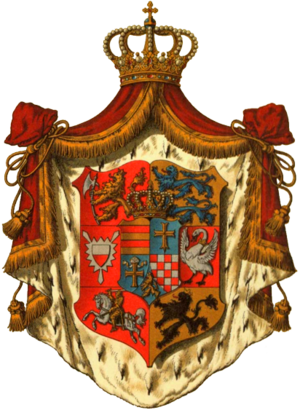 Grand Duchy of Oldenburg - Image: Wappen Deutsches Reich Grossherzogtum Oldenburg